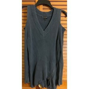 Rock & Republic Cold Shoulder Sweater